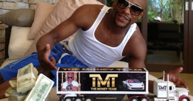 12 Most expensive purchases Floyd Mayweather has ever made – This will make you feel unlucky! (With Pictures)