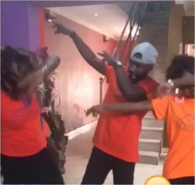 Watch Funke Akindele and crew 'Dab' – This will leave you in stitches! (+Video)