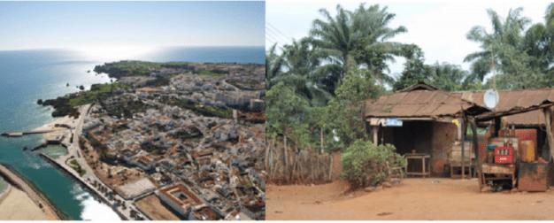 Lagos-Village