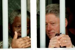 Clinton: Mandela 'champion for human dignity and freedom'