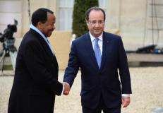 France tells Africa to take charge of security