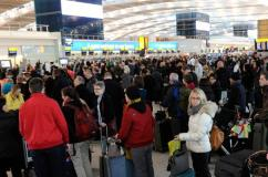 Flights cancelled after glitch with UK air traffic control