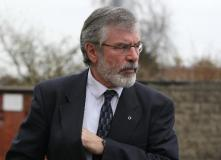 Sinn Fein leader Gerry Adams to attend Mandela service