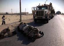 Egypt army says jihadist leader killed in Sinai peninsula