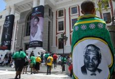 World unites for Nelson Mandela memorial