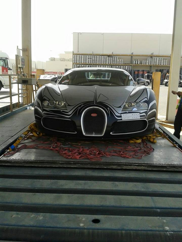 Could the SH225 Million Bugatti Veyron Spotted In Mombasa Belong to a Kenyan?