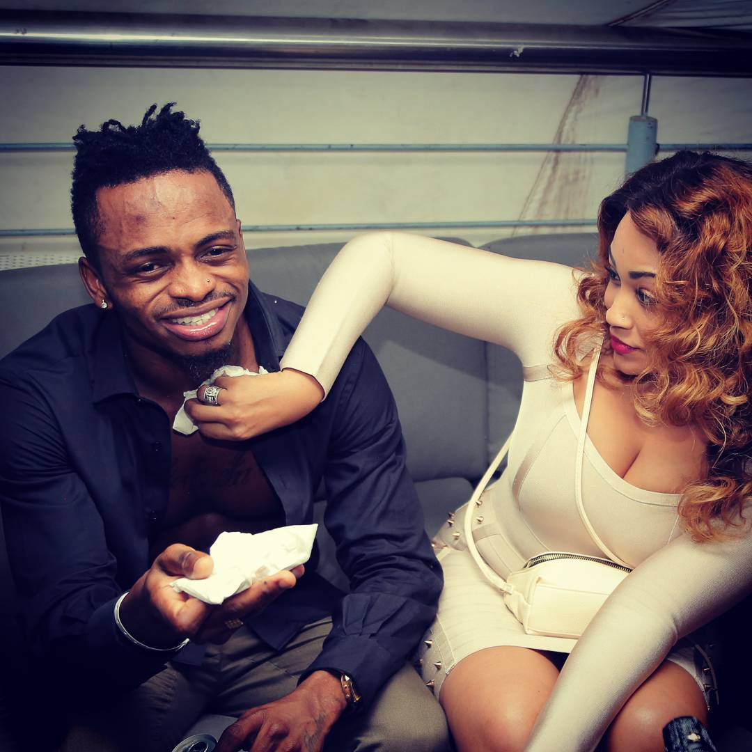 Diamond and Zari about to welcome second born
