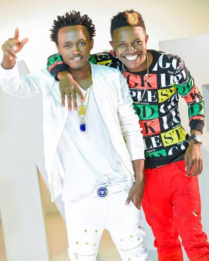 Bahati signs Mr. Seed in his label