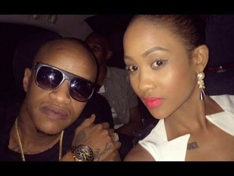 Michelle Yola denies getting back with Prezzo