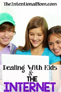 Dealing With Kids & the Internet – Inspirational Reads Chapter 5