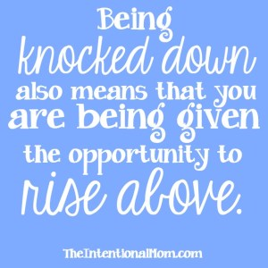 You Can Rise Above