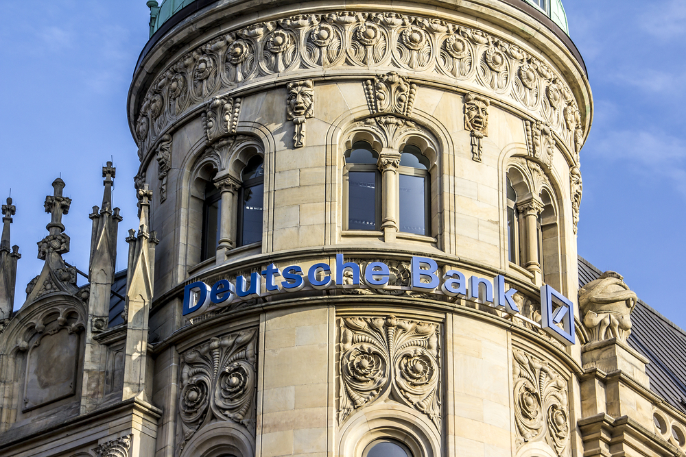 Deutsche Bank reach multi-billion dollar settlement with DoJ