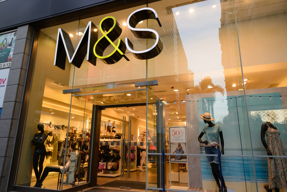 Marks & Spencer and Tesco improve performance