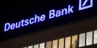 Deutsche Bank €8 billion