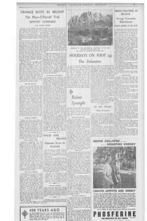 Catholic Herald Orange riots