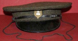 A Volunteer cap.