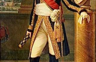 General Henri Jacques Guillame Clarke.