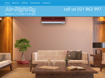 Air-Right Heat & Cool Pumps