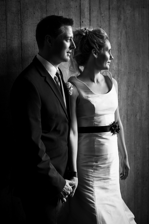 Brudepar i Herning