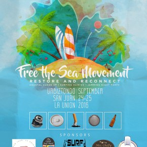 Surf, sand, and saving the sea with Reef and WWF