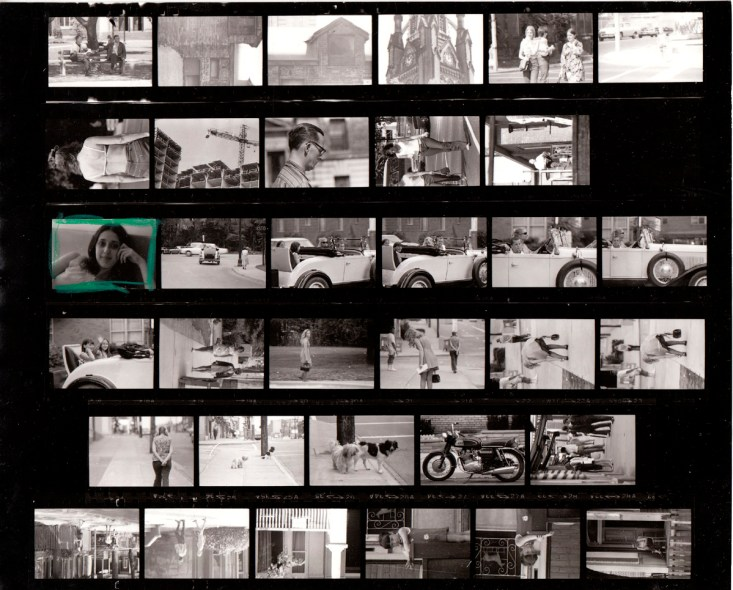 02-02D-children in the streets contact sheet