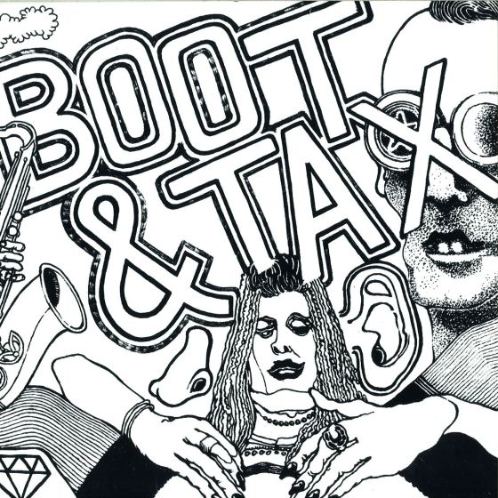 Boot & Tax - Boot & Tax [Optimo Music]