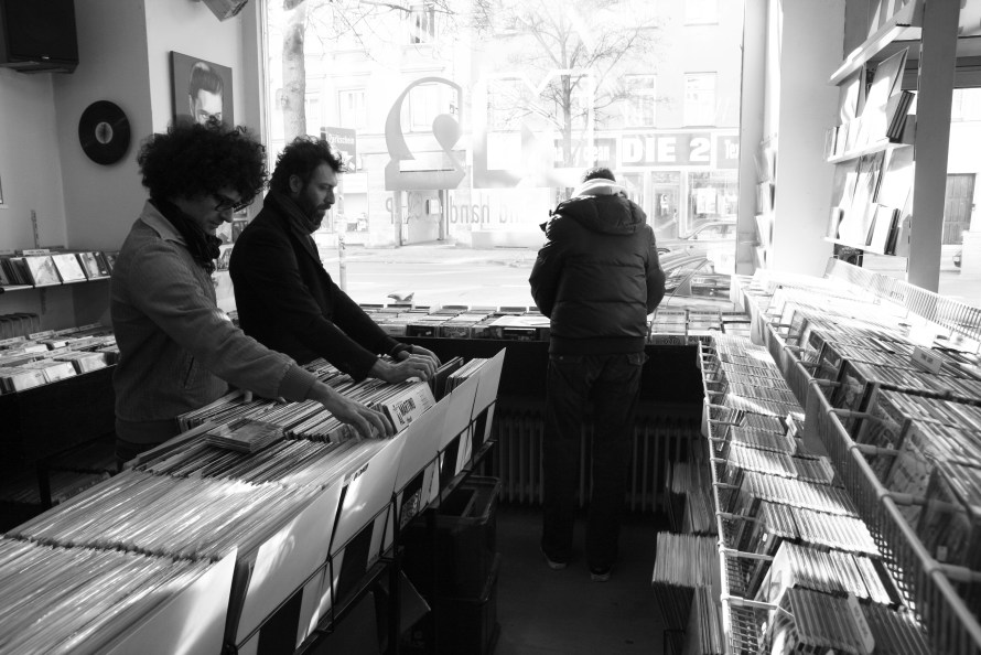 M2 Music second hand Munich