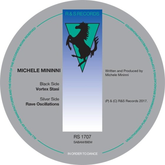 Michele Mininni - Rave Oscillations Vortex Stasi [R&S Records]