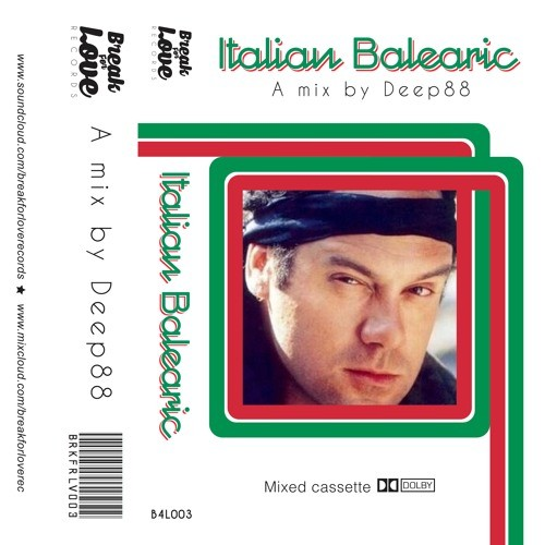 Italian Balearic: a mix by Deep88