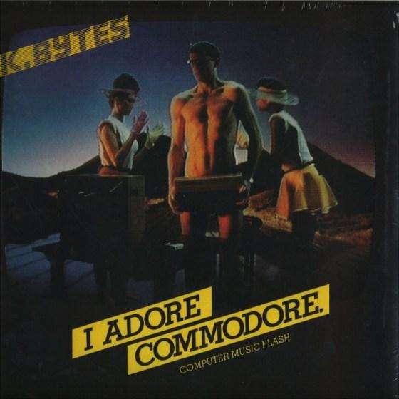 K.Bytes – I Adore Commodore [Mondo Groove]