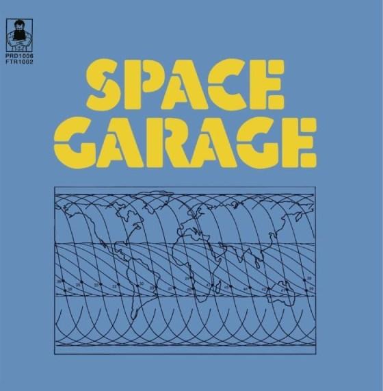 Space Garage - Space Garage [Periodica Records]
