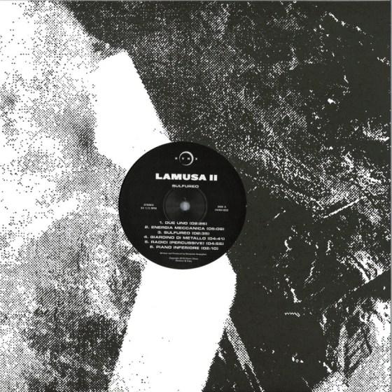 Lamusa II - Sulfureo [Hivern Discs]
