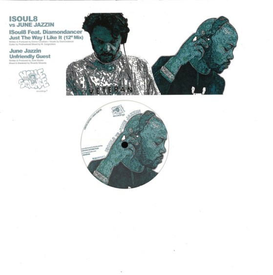 Isoul8 vs June Jazzin - Just The Way I Like It / Unfriendly Guest [Noble Square Recordings]