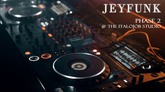 Jeyfunk x The Italo Job