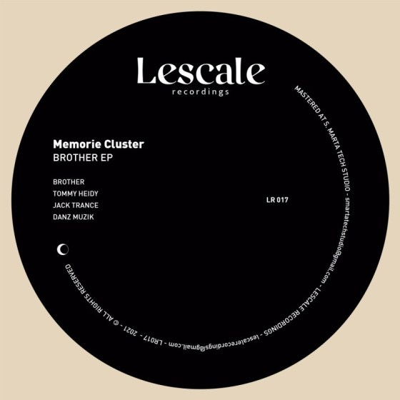 Memorie Cluster - Brother EP [Lescale Recordings]