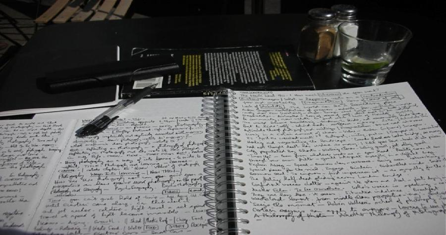 Read, Write at Coco Momo