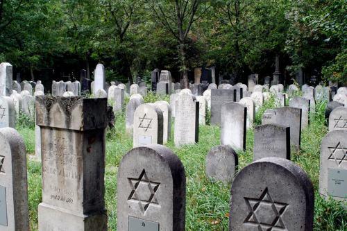 Old Jewish Cemetery, Vienna