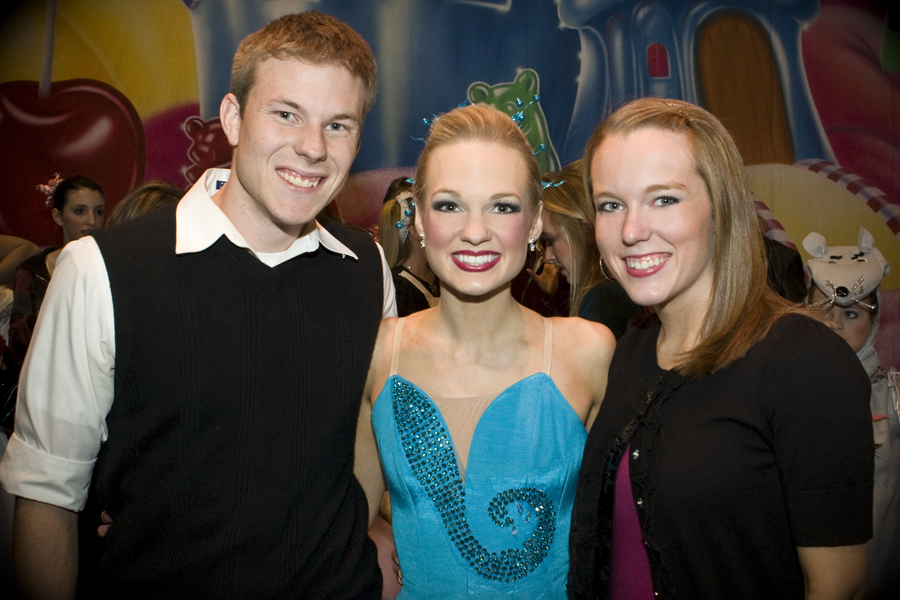 we went home to see hadley in the nutcracker [photo by candy smith]