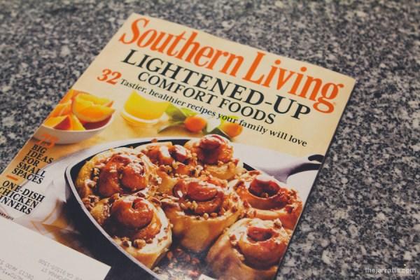 January 2013 Southern Living