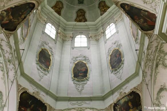 abbey dome
