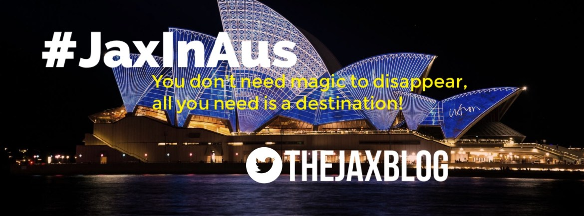 Brilliant Brisbane - The Jax Blog