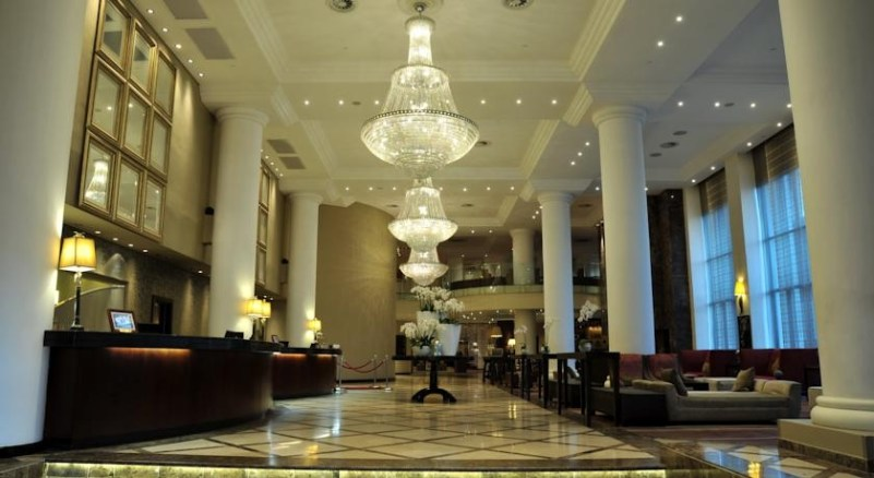 Holiday Inn Sandton - The Jax Blog