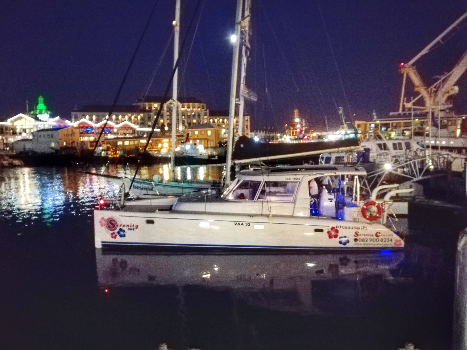 Cruising and Dining in Cape Town - The Jax Blog