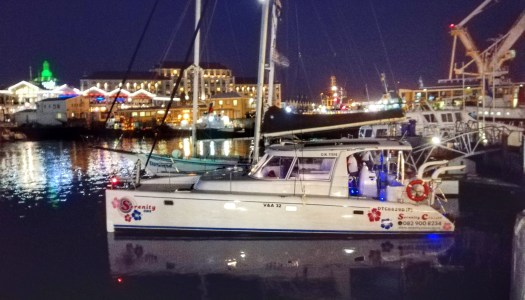 Cruising and Dining in Cape Town
