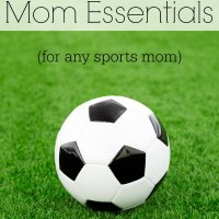 Top 5 Soccer Mom Essentials To Get You Through the Game + $20 Target Gift Card Giveaway
