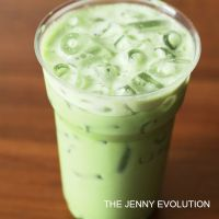 Copycat Starbucks Iced Green Tea Latte Recipe
