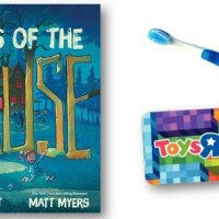 Rules of the House: $100 Toys R Us Giveaway Prize Pack