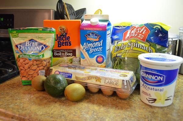 Kitchen Essentials Healthy Groceries