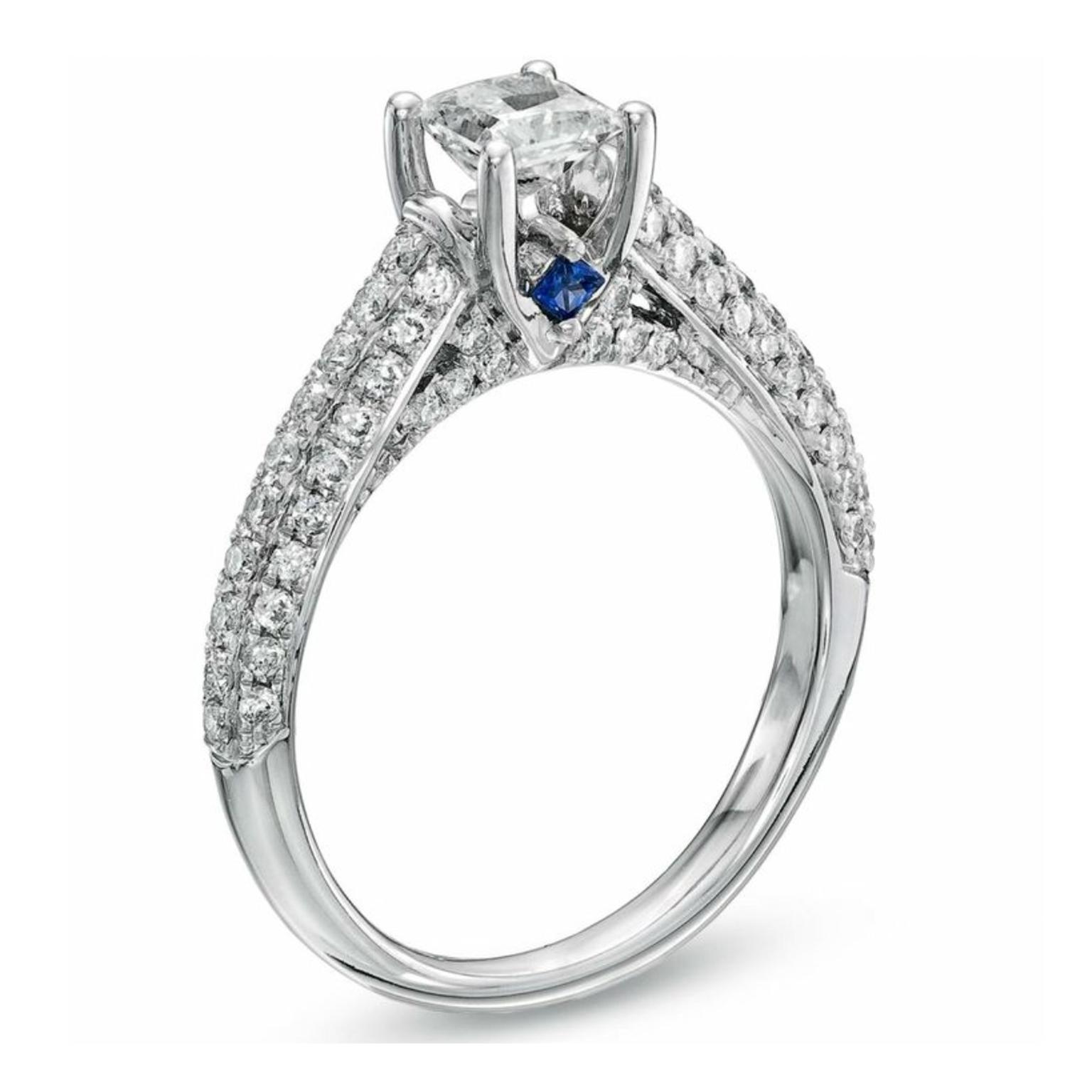 Fullsize Of Vera Wang Engagement Rings