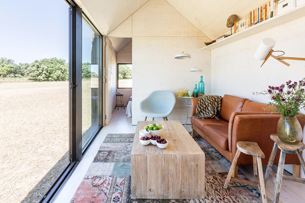 micro home by Abaton architects